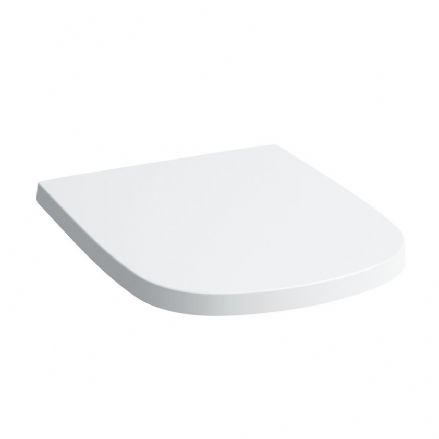 891802 - Laufen Palomba Quick Release WC / Toilet Seat with Soft Close - 8.9180.2